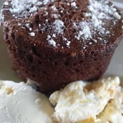 Foto de Mug cake de chocolate 🍫