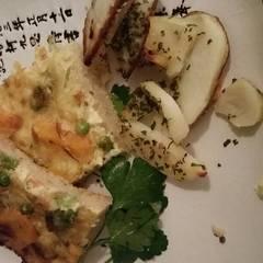 Foto de Masa con orégano para tarta salada