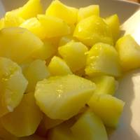 Patatas hervidas perfectas