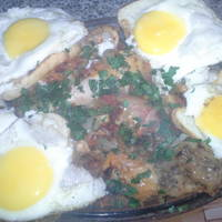 Pollo a la Marengo