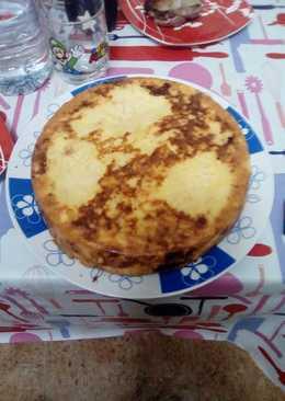 Tortilla de patatas perfecta en horno