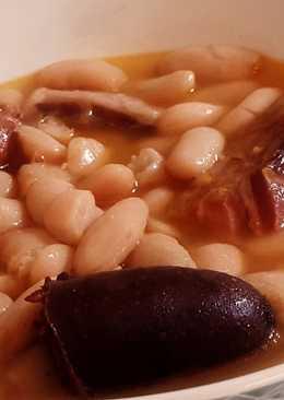 Fabada Asturiana (a mi manera)