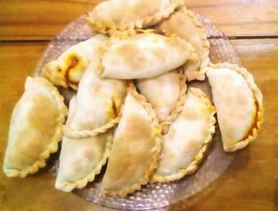 Empanadas de carne sin gluten!😍😍