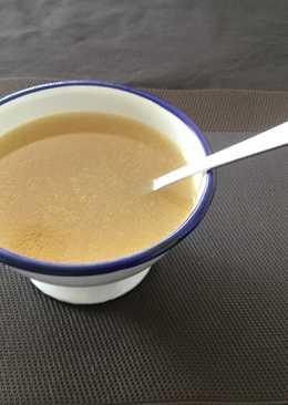 Caldo en Crock-Pot
