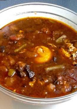 Ajo negro recetas caseras cookpad - Sopa castellana casera ...