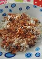 Arroz Basmati con soja texturizada