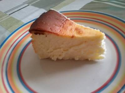 Tarta de queso la viña con thermomix