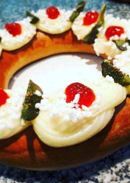 Rosca de Pascuas (+ receta de pastelera) 🐰