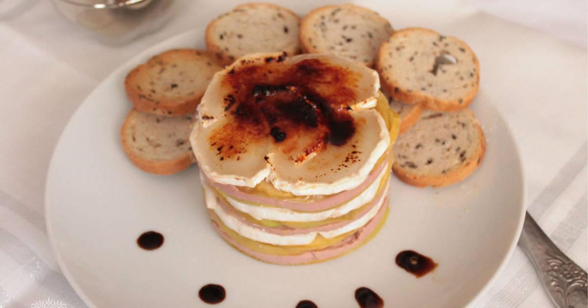 Recetas de queso de cabra manzana 42 recetas cookpad - Queso de cabra y colesterol ...