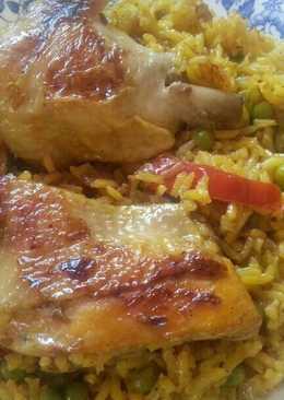 Cocina Con Sara Arroz Con Pollo | Arroz Con Pollo Troceado 32 Recetas Caseras Cookpad
