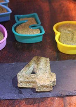 Números de tortilla de wakame