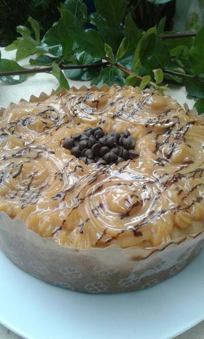 Rosca de reyes sin manteca con crema pastelera al dulce de leche🐫🐫🐫