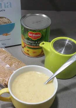 Desayuno sano y con abundante fibra