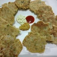 Croquetas- buñuelos de coliflor
