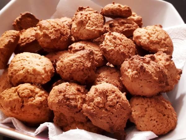 Cookies especiadas de calabaza y zanahoria