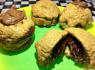 Bombas de chocolate con pan de molde #facilísimo #rápido #recursos