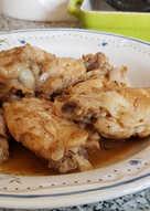 Alitas de Pollo con Limón