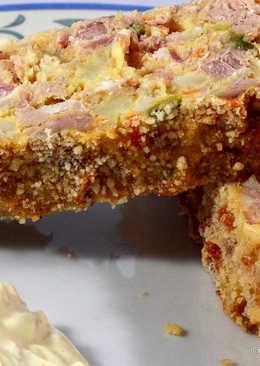 Pastel de carne (receta de aprovechamiento)