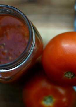 Deliciosa sopa de tomates