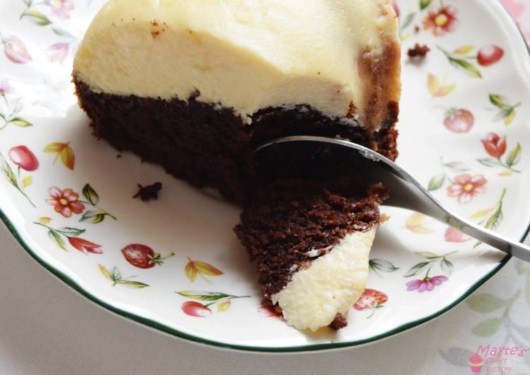 Choco-Flan o Pastel Mágico