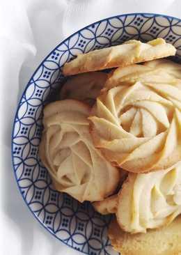 Pastas bonitas (con manga pastelera)