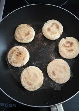 Muffins Ingleses Sin Gluten