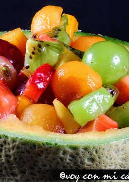 Fantasía de frutas