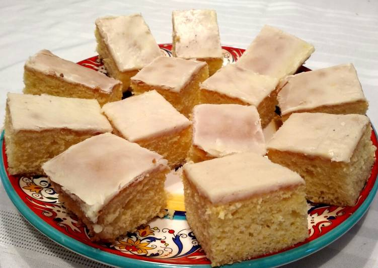 Torta de naranja SUPER DELI