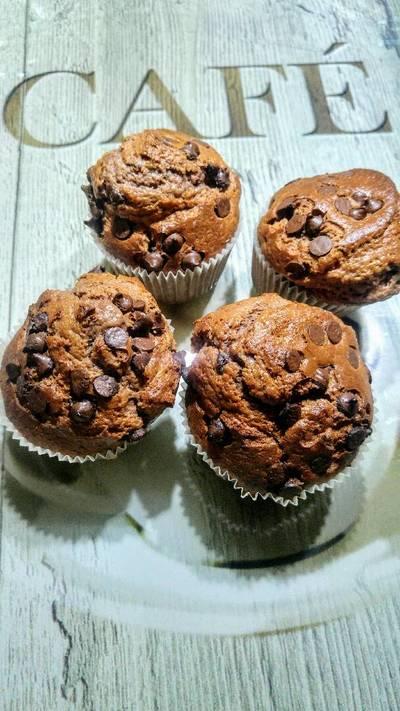 Muffins starbucks (impresionantes)