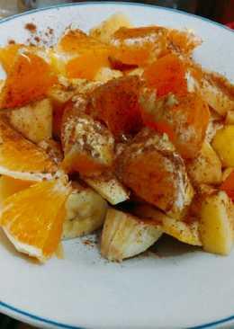 Ensalada de frutas sencilla