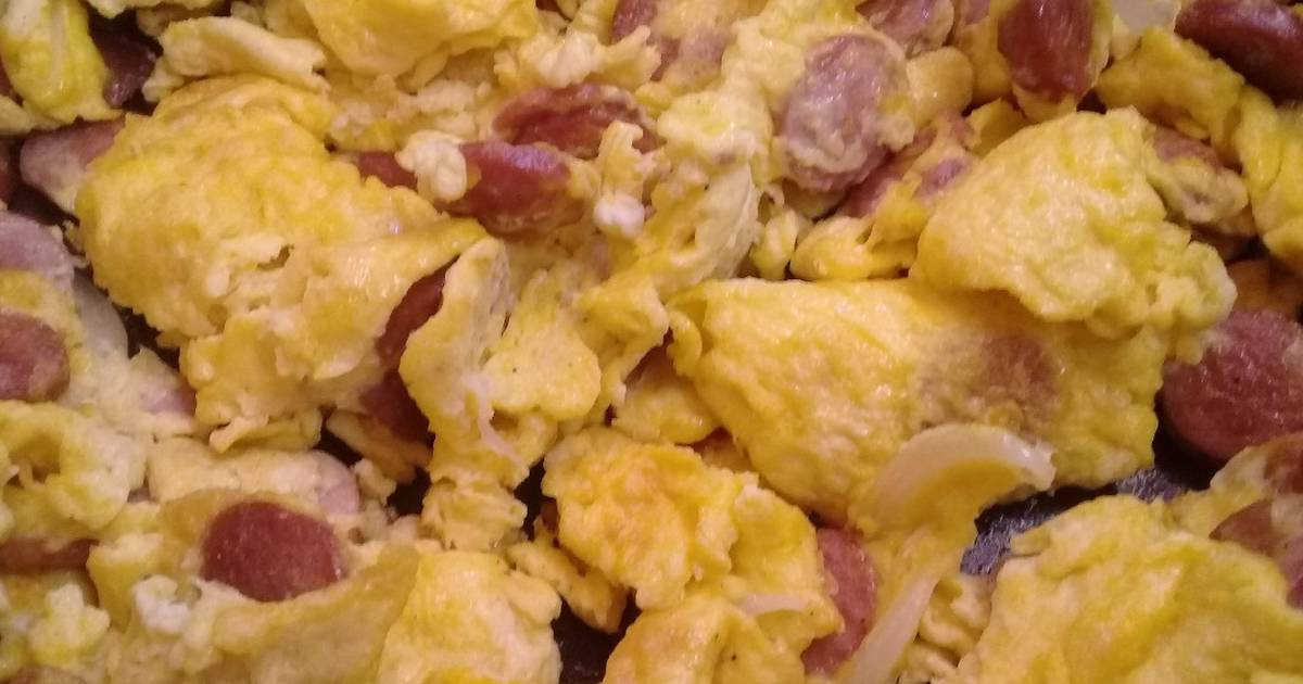 Salchichas de desayuno - 250 recetas caseras - Cookpad