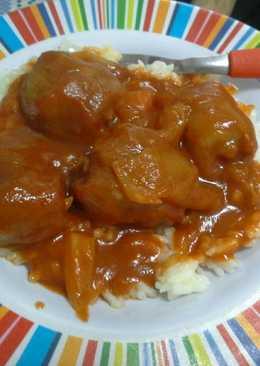Mejshi de cebolla con Zanahoria #SOScarli