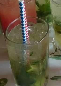 Mojito sin alcohol 😍