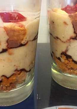 Postre navide o en copas 64 recetas caseras cookpad - Postres para impresionar ...