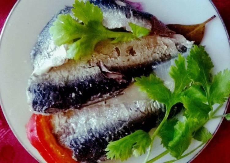 Sardinas en ba o de maria receta de magaury2 cookpad - Banos de sal y vinagre ...