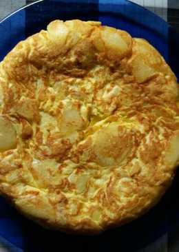 Tortilla de patatas Light