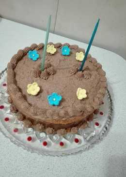 Torta cumpleaños Ivan y Gustavo