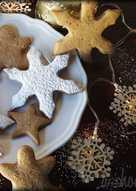 Galletas especiadas de Navidad