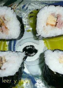 Sushi sencillo