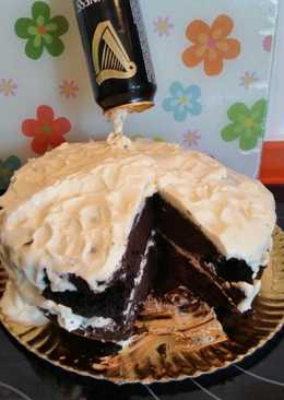 Tarta Guinness Thermomix