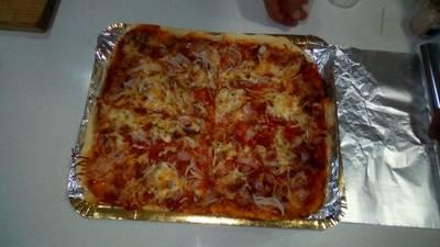 Masa para pizza italiana casera