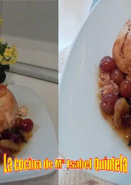 Pollo con magreta