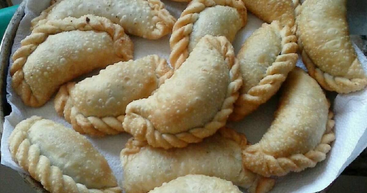 Masa para empanadas fritas Receta de Norali - Cookpad