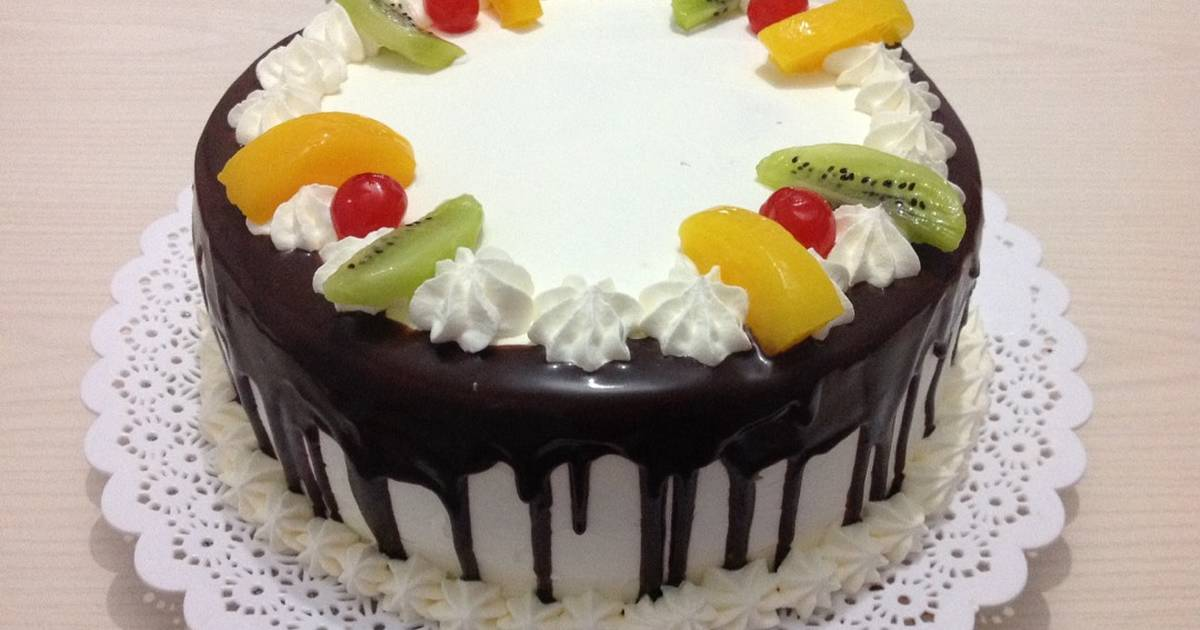 Como decorar la torta con crema chantilly 61 recetas for Como decorar una torta facil y rapido
