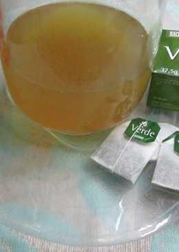 Té verde con jengibre para perder peso