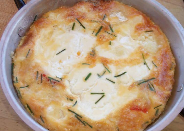 Flan salado de ricota y queso de cabra receta de cuqui - Queso de cabra y colesterol ...