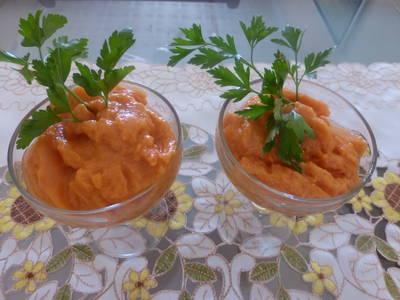 Emulsión de tomate raff