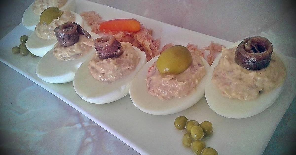 Recetas de cocinar huevos de pescado recetas for Cocinar yemas de huevo
