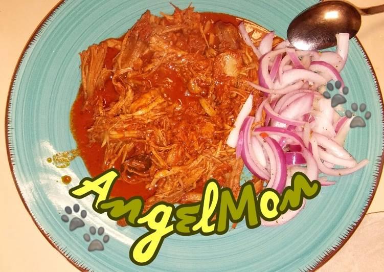 cochinita pibil a mi manera😜 receta de 🐾angelmon🐾 - cookpad