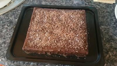 Tarta de Nutella&Tirma